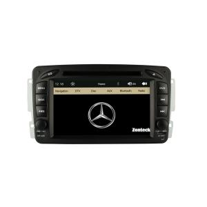 Zonteck ZK-2705B BENZ W203 Android 4-Core Car DVD GPS