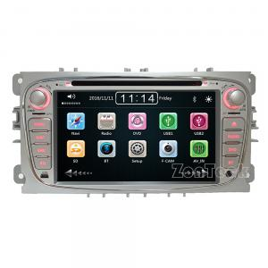 Zonteck 7 Inch ZK-7200F Ford Focus 3G Autoradio GPS