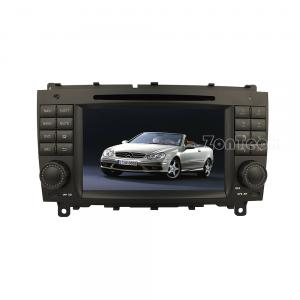 Zonteck ZK-5812B Benz CLK W209 2006 Android 8.1 Car Stereo GPS
