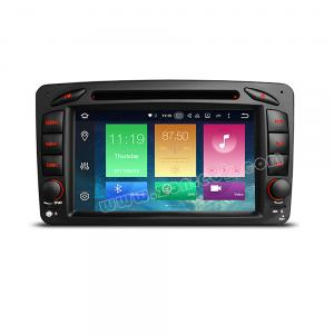 Zonteck ZK-6209C Benz CLK W209 Android 8.0 Car DVD DAB TMPS