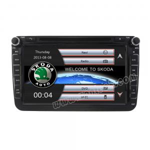 New Top ZK-8815V 8 Inch VW Passat 3G Autoradio GPS