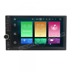 Zonteck ZK-7007U Android 8.1 2Din Car Radio Player WiFi GPS