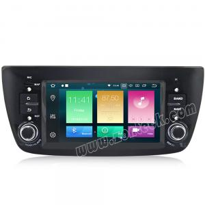 Zonteck ZK-8160F Fiat Doblo Android 8.0 4G Car GPS Radio Stereo