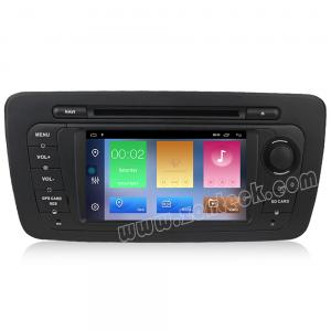Zonteck ZK-6281S 6.2 inch Seat Ibiza Android 8.1 Car DVD Player GPS