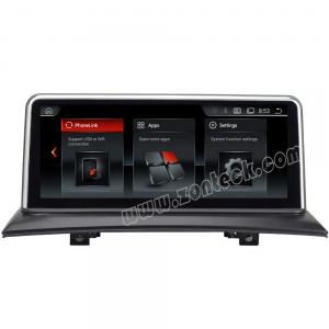 Zonteck ZK-1083B 10.25 IPS BMW X3 E83 Android 9.0 Car DVD Radio