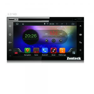 Zonteck ZK-6095A 2Din Hot selling Android 4-Core Car Stereo