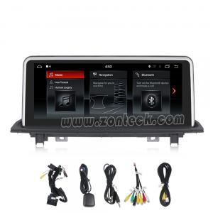 Zonteck ZK-1701B 10.25 BMW X1 F48 NBT Car Multimedia GPS Audio