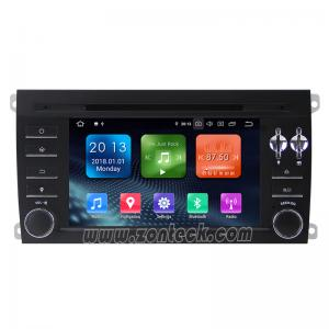 Zonteck ZK-9707P Porsche Cayenne Android 9.0 Car Radio DAB+ TMPS