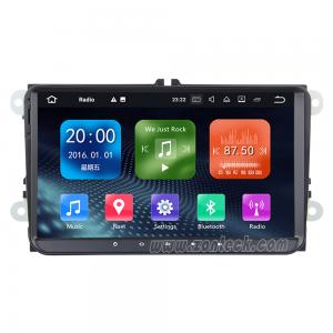 Zonteck ZK-9818V 9 inch VW Passat Polo Android 9.0 Autoradio DAB+