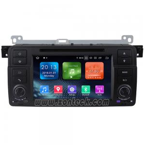 Zonteck ZK-9762B BMW E46 Android 9.0 Car Stereo GPS Sat Nav DAB+