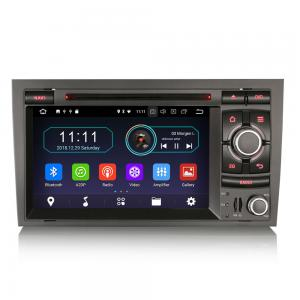 Zonteck ZK-9204A Audi A4 S4 Android 9.0 Car Stereo GPS Radio DAB+