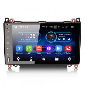 Zonteck ZK-9082B Mercedes W169 W245 Viano Android 9.0 Car Radio