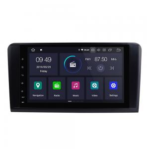 Zonteck ZK-9201L Android 9.0 Mercedes ML W164 Autoradio Navi RDS