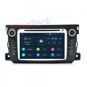 Zonteck ZK-9405S Mercedes Smart Android 9.0 Car Stereo GPS TPMS