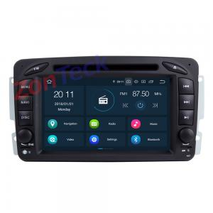 Zonteck ZK-9229C Benz C W209 Android 9.0 Car Stereo Radio GPS