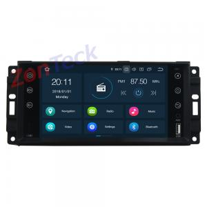 Zonteck ZK-9065P Jepp Compass Android 9.0 Car Stereo Radio DAB+ GPS