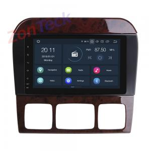 Zonteck ZK-9092S Mercedes Benz S CL W215 Android 9.0 Car Stereo GPS