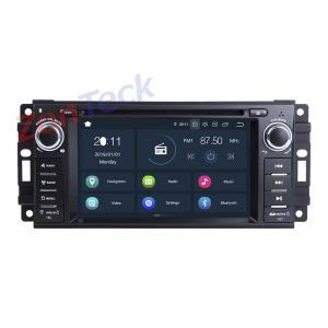 Zonteck ZK-9061P Jeep Chrysler Android 9.0 Autoradio DAB+ OBD DVR
