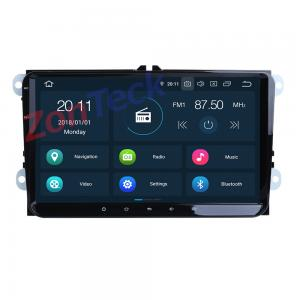 Zonteck ZK-9115V VW Golf Passat Android 9.0 Car Stereo DAB+ 4G DVR