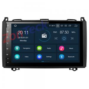 Zonteck ZK-9245B Benz B200 Android 9.0 W169 W245 Sprinter Car GPS
